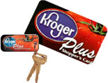 Kroger Plus Shoppers Card