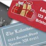 FREE Return Address Labels from Vistaprint!