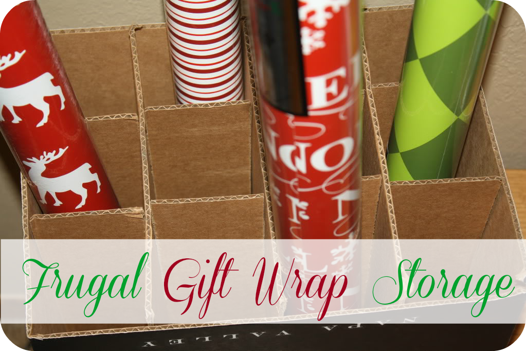 I Have Always Wanted A Wrapping Paper Storage ...