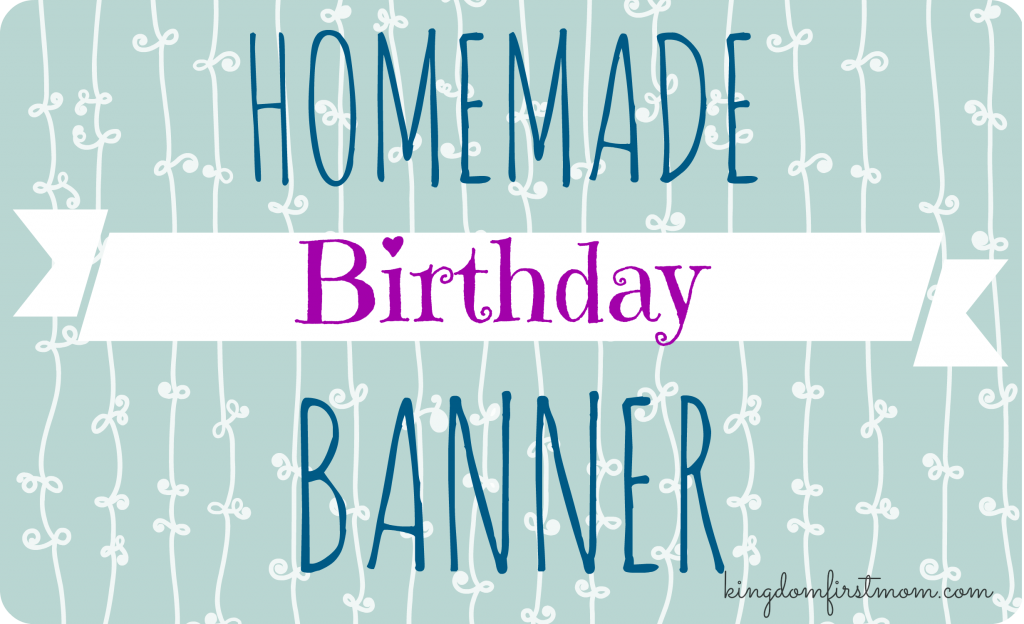 homemade-birthday-banner