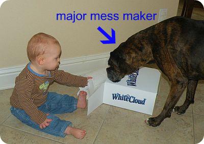 mess-maker