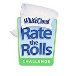 White Cloud Rate the Rolls Challenge