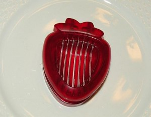 strawberry-slicer