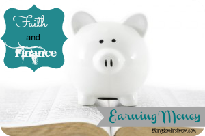 faith & finance earning money