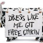 Chick-fil-A: Cow Appreciation Day