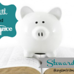 Faith & Finance: Using Resources Wisely