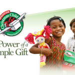 Operation Christmas Child Shoeboxes: Giving Challenge