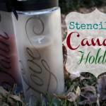 stenciled-candle-holder