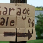 Five Steps to a Successful Garage Sale