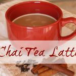 Bring Starbucks Home: Make Your Own Chai Tea Lattes