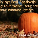 Surviving Fall Festivals: Saving Your Wallet, Your Sanity, and Your Immune System