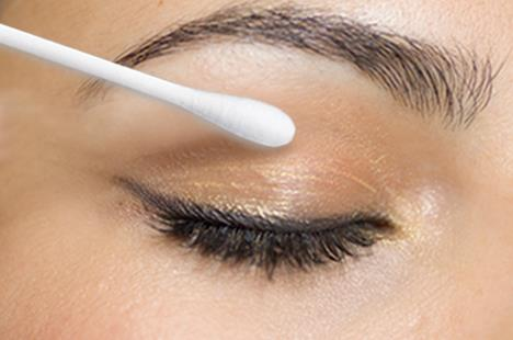 Now closed introducing new q tips precision tips a giveaway i was really excited to use the new q tips precision tips on my eyelids because sometimes well a regular q tip gets a little fuzzy ccuart Image collections