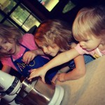Kids in the Kitchen: When Everyone Wants to Help {Eat Well, Spend Less}