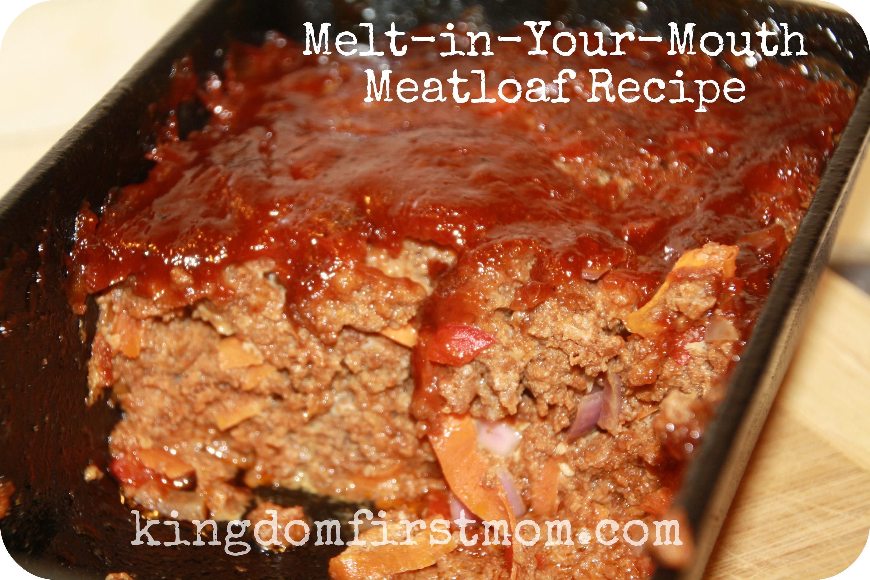 Best Meatloaf Recipe Meatloaf Recipe