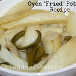 "Oven ""Fried"" Potatoes Recipe"