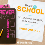 Dayspring: Buy 2 Get 1 Free Back-to-School Items