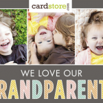 Free Grandparent's Day Card