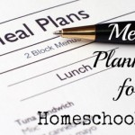 Meal Planning for Homeschoolers {Eat Well, Spend Less}