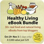 Healthy Living eBook Bundle only $29! {$300+ value!}