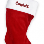 Personalized Christmas Stockings for $7.99, shipped