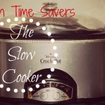 Eat Well and Spend Less with Kitchen Time-Savers: The Slow Cooker {+ a Giveaway!}
