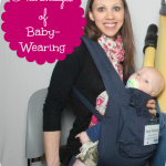 My Thoughts on Baby-Wearing