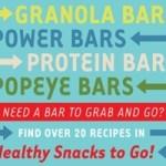 Healthy Snacks to Go eBook: 50% off through 6/30