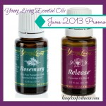 Young Living Oils Freebies June 2013