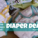 The Best Diaper Deals {1/21}