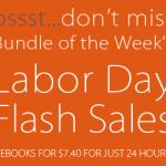 eBook Bundle of the Week: Labor Day Week Flash Sale!
