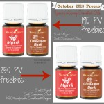 Young Living Oils Freebies October 2013