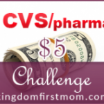 CVS $5 Challenge: Week of December 1 – 7