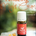 Amazing Night Cream with Myrrh Essential Oil | AmyLovesIt.com