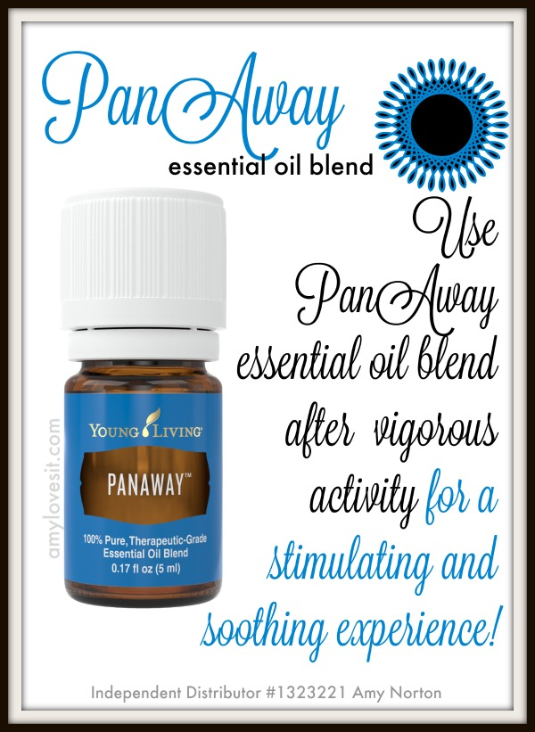 Uses for Pan Away Essential Oil Blend