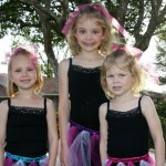 Dancin' Girls {Wordless Wednesday}