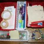 Project Simplify 2012: Closets, Counters, and Drawers