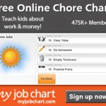 Free Online Chore Chart for Kids
