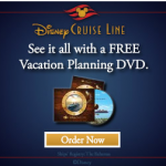 Free Disney Cruise Line Vacation Planning DVD