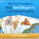 Free Disney Custom Maps