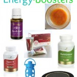 My Favorite Energy Boosters | AmyLovesIt.com #write31days