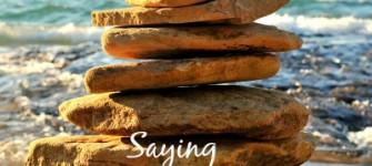 Saying No | AmyLovesIt.com