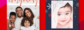 50% off Holiday Calendars and Cards