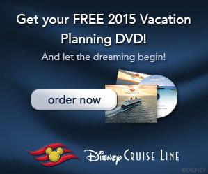 Free Disney Cruise Line® Vacation Planning DVD