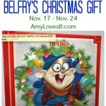 Belfry's Christmas Gift Giveaway | AmyLovesIt.com