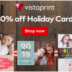 60% off Holiday Cards