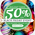 50% off Holiday Cards + Free Shipping on $30+ orders | AmyLovesIt.com