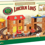 Lincoln Logs Redwood Junction Sale