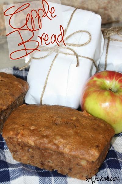Delicious Apple Bread