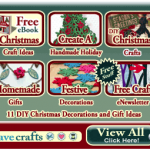 Free Favecrafts Christmas Decorations and Gift Ideas eBook