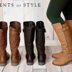 Cents of Style Fashion Friday: Boots 30% off + Free Shipping
